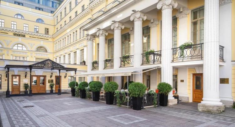 гостиницы санкт петербурга эрмитаж