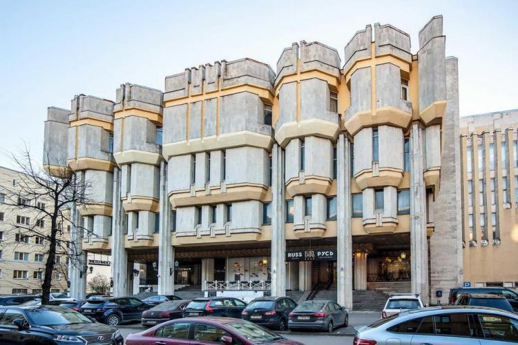 гостиницы санкт петербурга russ