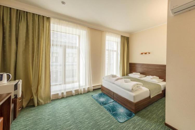 недорогие гостиницы казани в центре 10
