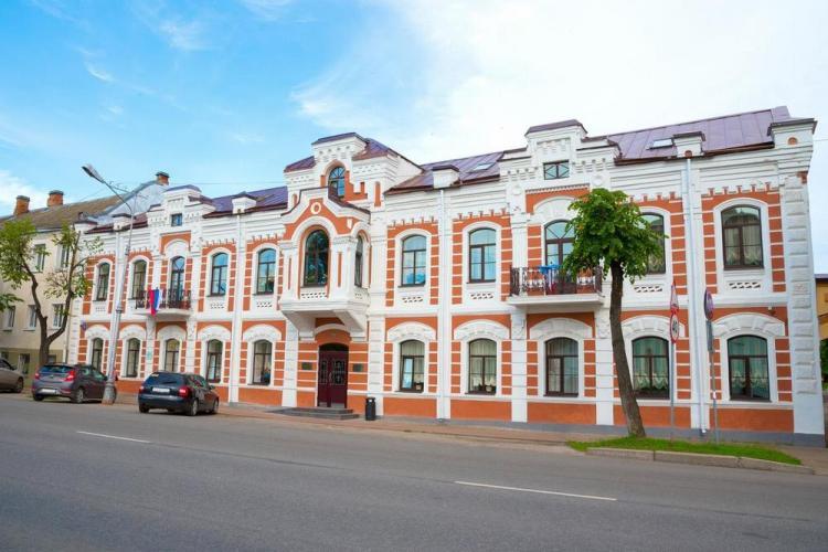 великий новгород отели