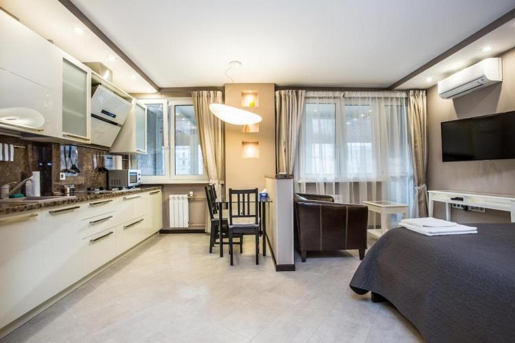 апартаменты в москве