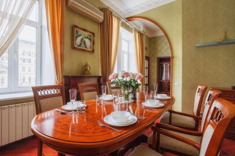 апартаменты в москве тверская
