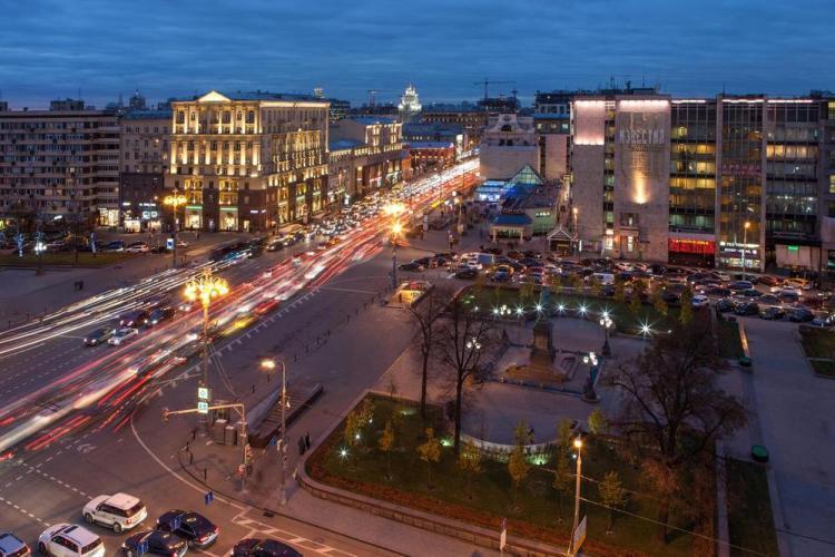 где остановиться в москве / гостиница стандарт 2