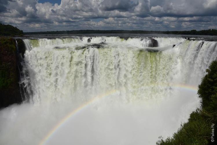 водопады игуасу 36