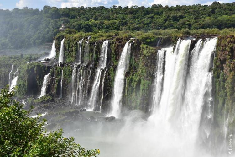 водопады игуасу 40