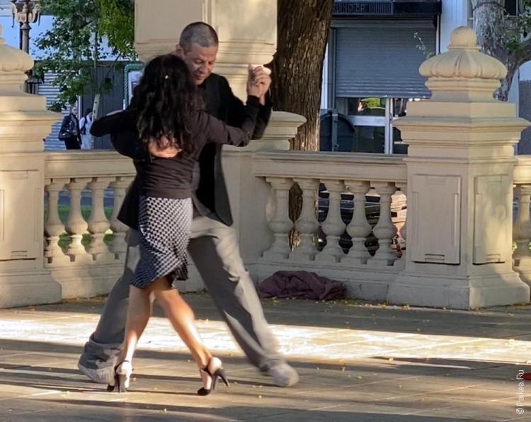 путешествие по аргентине самостоятельно танго