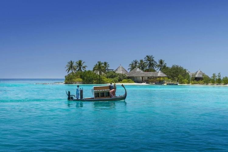пляжные виллы Мальдив для семейного отдыха с детьми