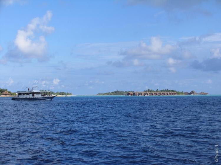 мальдивы недорогой остров или резорт 3