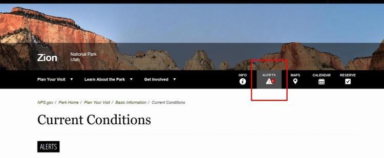 новые правила посещения национальных парков сша covid alerts