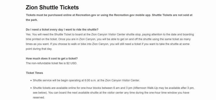 новые правила посещения национальных парков сша covid зайон