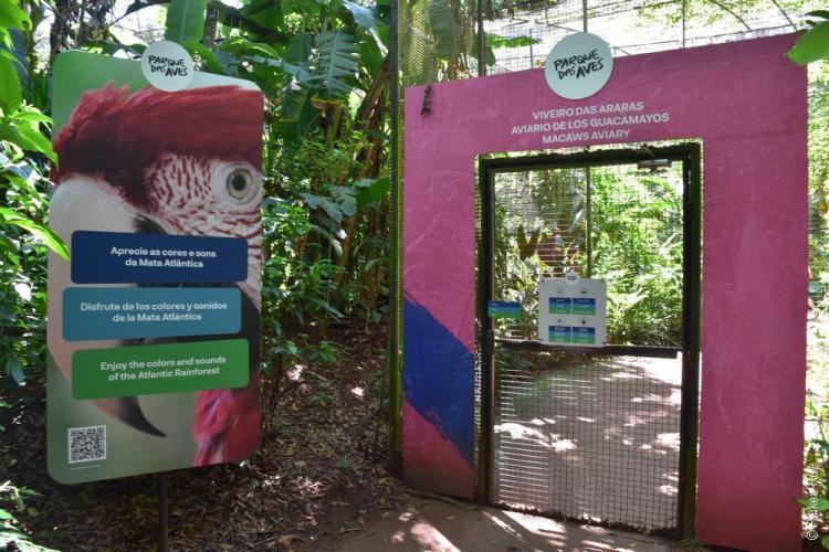 парк птиц бразилия (parque das aves) 20