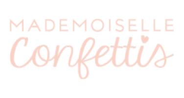 mademoiselle confettis