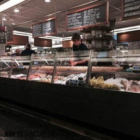 restaurant poissons Stockholm