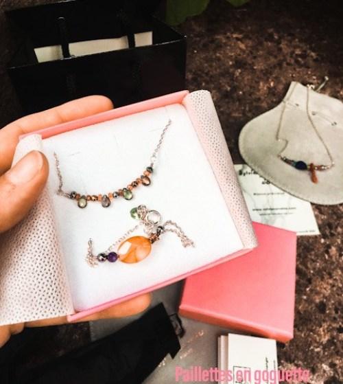 bijoux précieux Sylvia Corrette