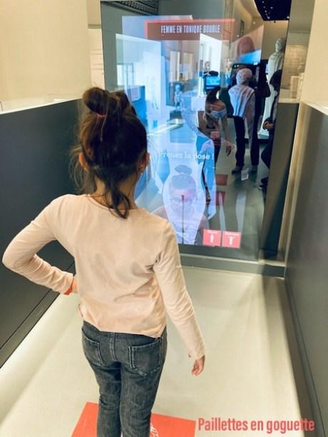 musée romanite simulation