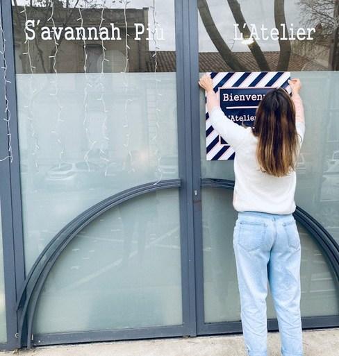 Sandrine Savannah piu