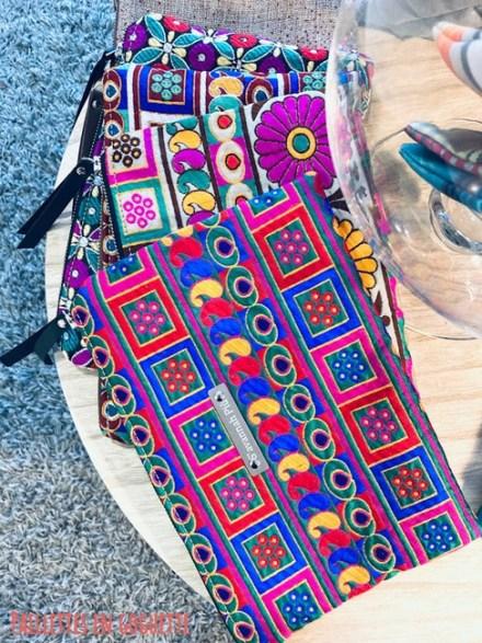 pochettes ethniques Savannah Piu