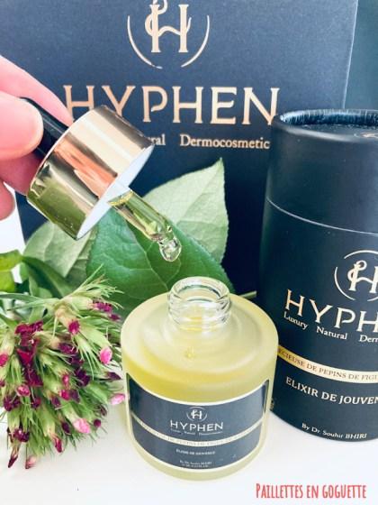 hyphen, cosmétique éthique
