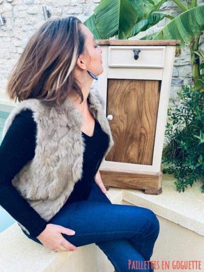 rénover un meuble ancien dans le Gard