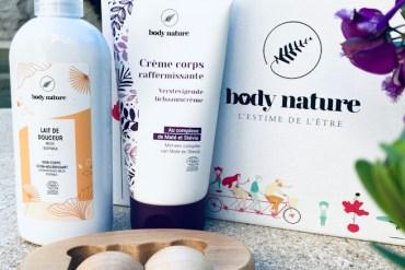 crème corporelle body nature