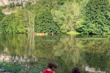 Rivière Marcilhac sur Célé