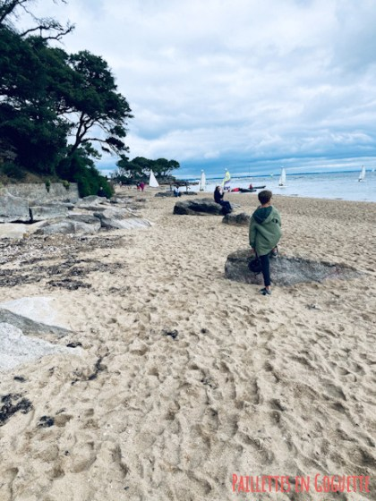 plage de la Chaize Noirmoutier