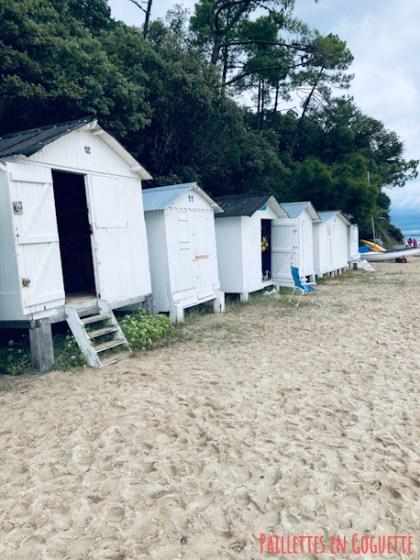 plage de la Chaize