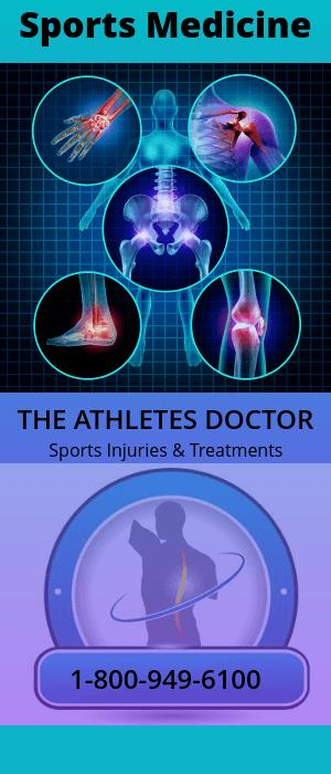 specialist‎, sports physician.