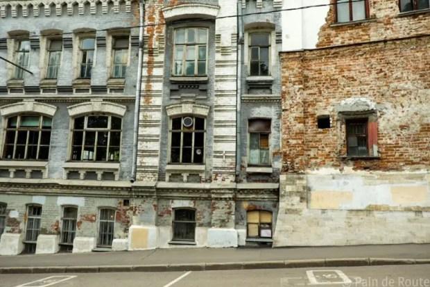 Erasmus in Russia Mosca Kitai Gorod