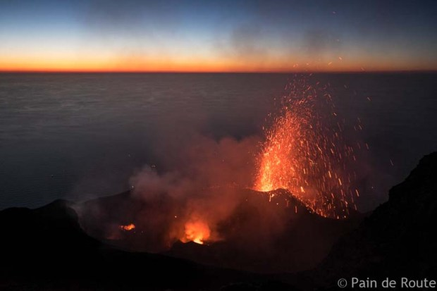 salire su stromboli e vulcano eolie consigli