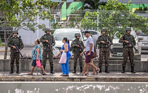 Resultado de imagem para Governo do Rio Grande do Norte pedirá prorrogação da presença das Forças Armadas no Estado