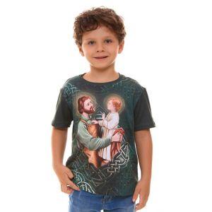 Camiseta Infantil São José DV9167 2
