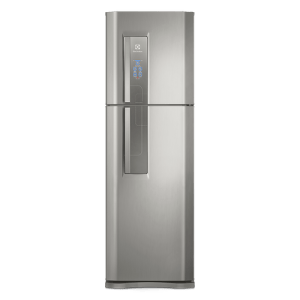 Geladeira/Refrigerador Top Freezer cor Inox 402L  Electrolux (DF44S)