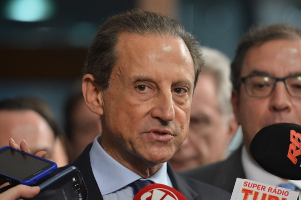 Skaf declara apoio a Bolsonaro em eventual segundo turno contra o PT