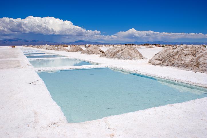 Saltern pools
