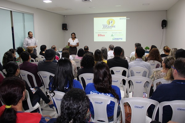 Feira do Estudante de RO é lançada em Porto Velho; evento deve atrair 30 mil pessoas