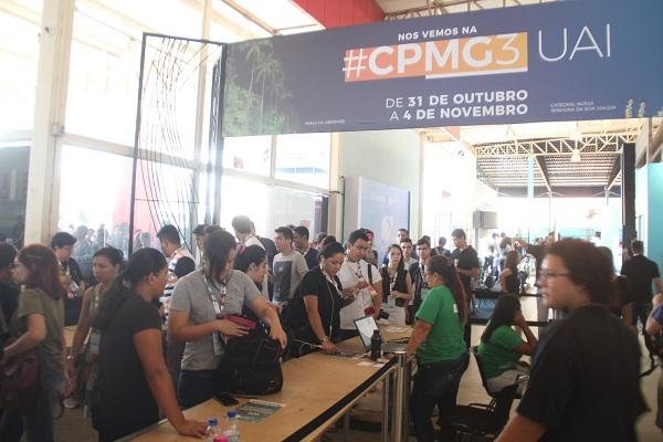 Oficinas e palestras movimentam estande do Sebrae no segundo dia da Campus Party em Porto Velho