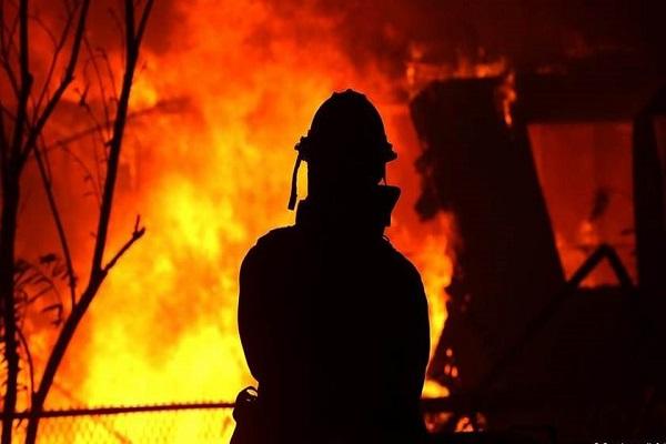 Califórnia: Gigantesco Incêndio