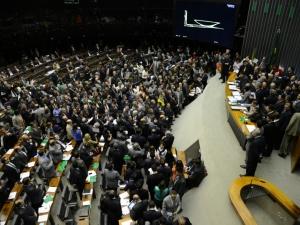 Parlamentares comunicam troca de partido ao Congresso