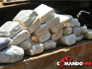 Rondoniense é preso com 30kg cocaína em Goiás