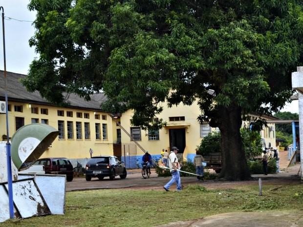 Hospital Regional de Guajará-Mirim não possui alimentação correta