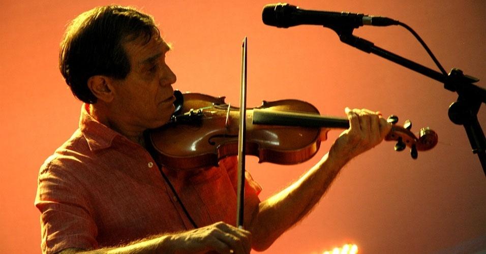 Confirmado Jorge Mautner no show de encerramento do FestCineAmazônia 2013