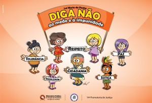MP e órgãos parceiros vão divulgar Lei Maria da Penha em Jaci-Paraná
