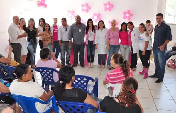 Outubro Rosa encerra com multirão de mamografia em Vilhena