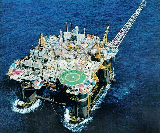 Petrobras registra recorde de produção no pré-sal