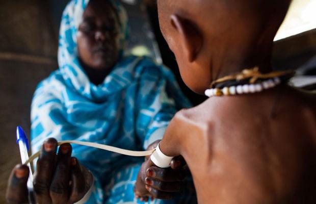 Uma em cada 8 pessoas passa fome no mundo