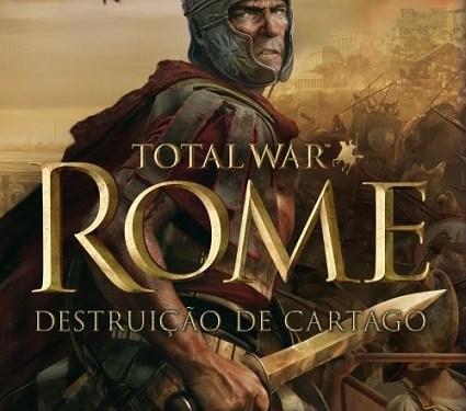 Livro inspirado em Total War Rome será lançado no Brasil
