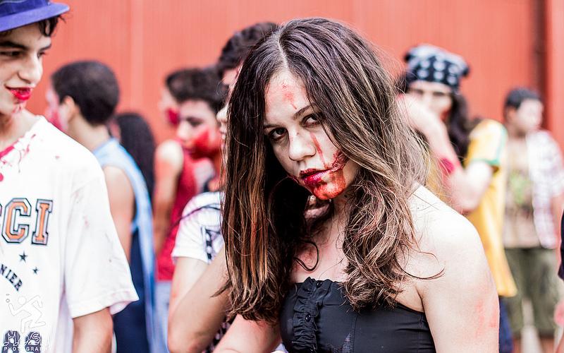 Os Zombies vão invadir Porto Velho