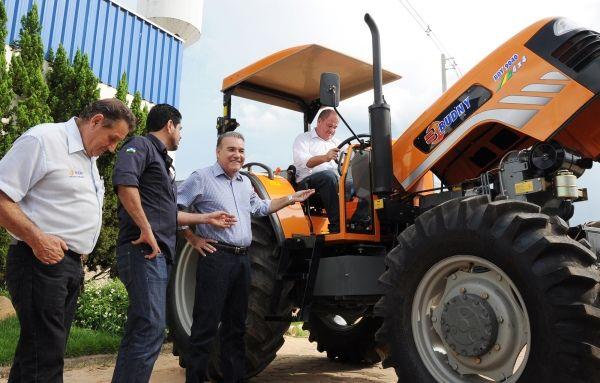 Folha de São Paulo destaca construção de fábrica da Budny em Ji-Paraná