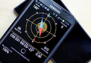 Como melhorar o sinal de GPS do celular?
